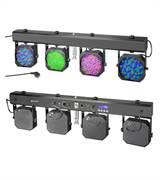 Utleie: Cameo Multi PAR-Compact 432 x 10 mm LED